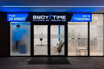 Body Time Studio treningu EMS Kraków